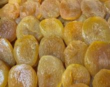 Aprikosen Nr. 0 - geschwefelt